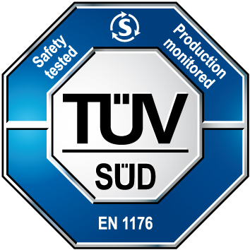 TÜV certified Playground Equipment