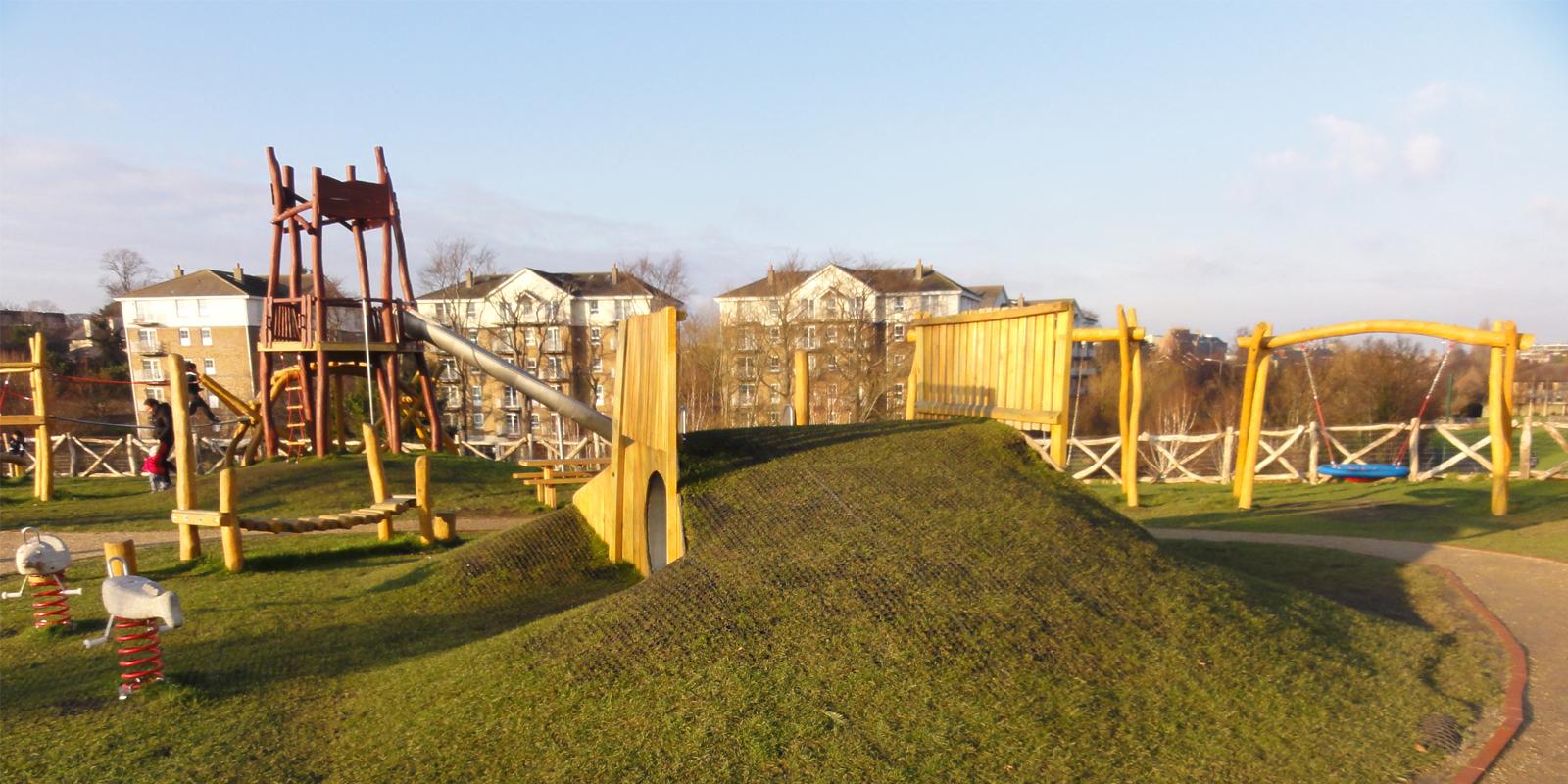 The Children's Playground Company | Playground Equipment ...