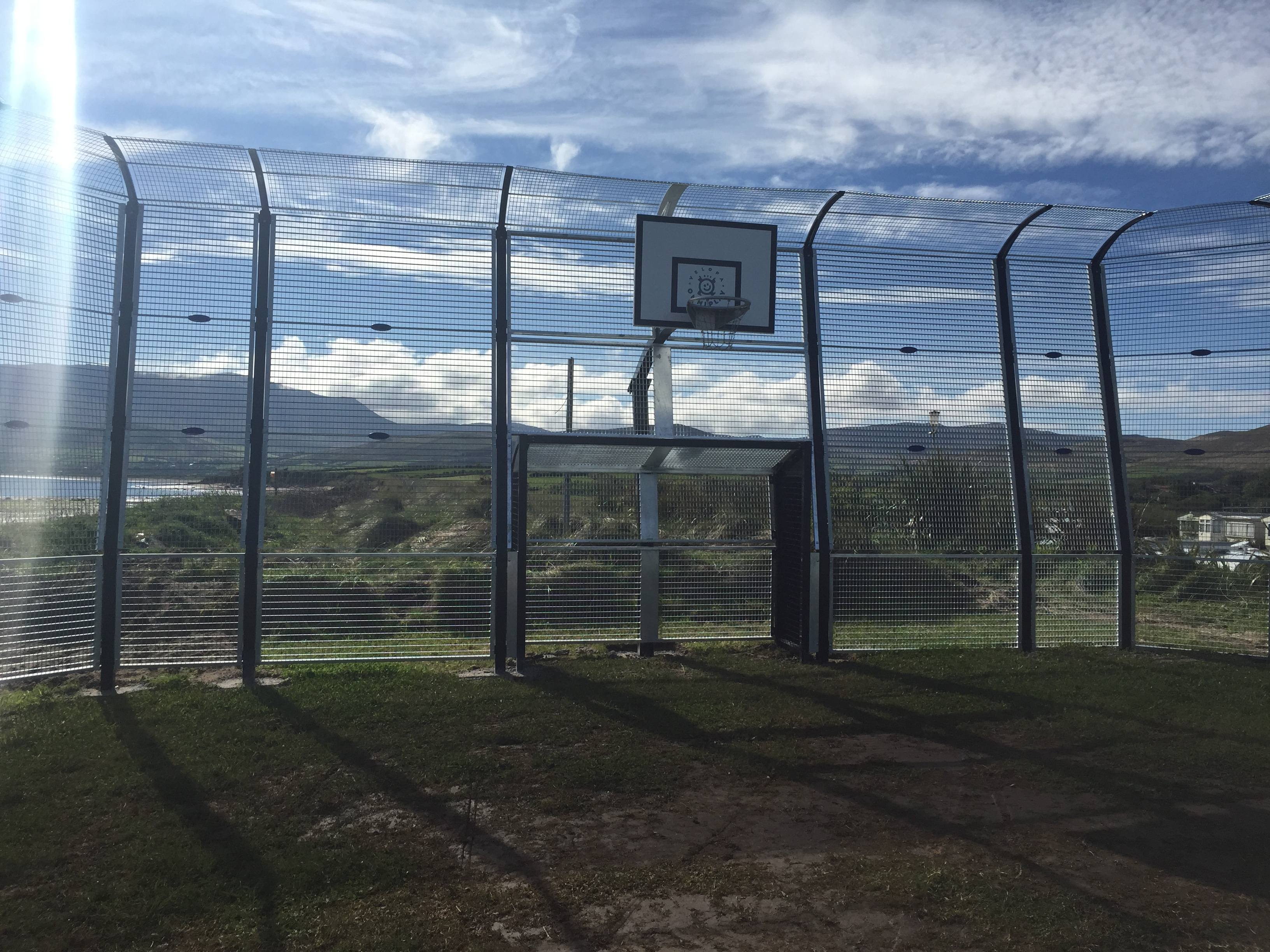 Muga Multi Games Area For Green Acres Caravan Park