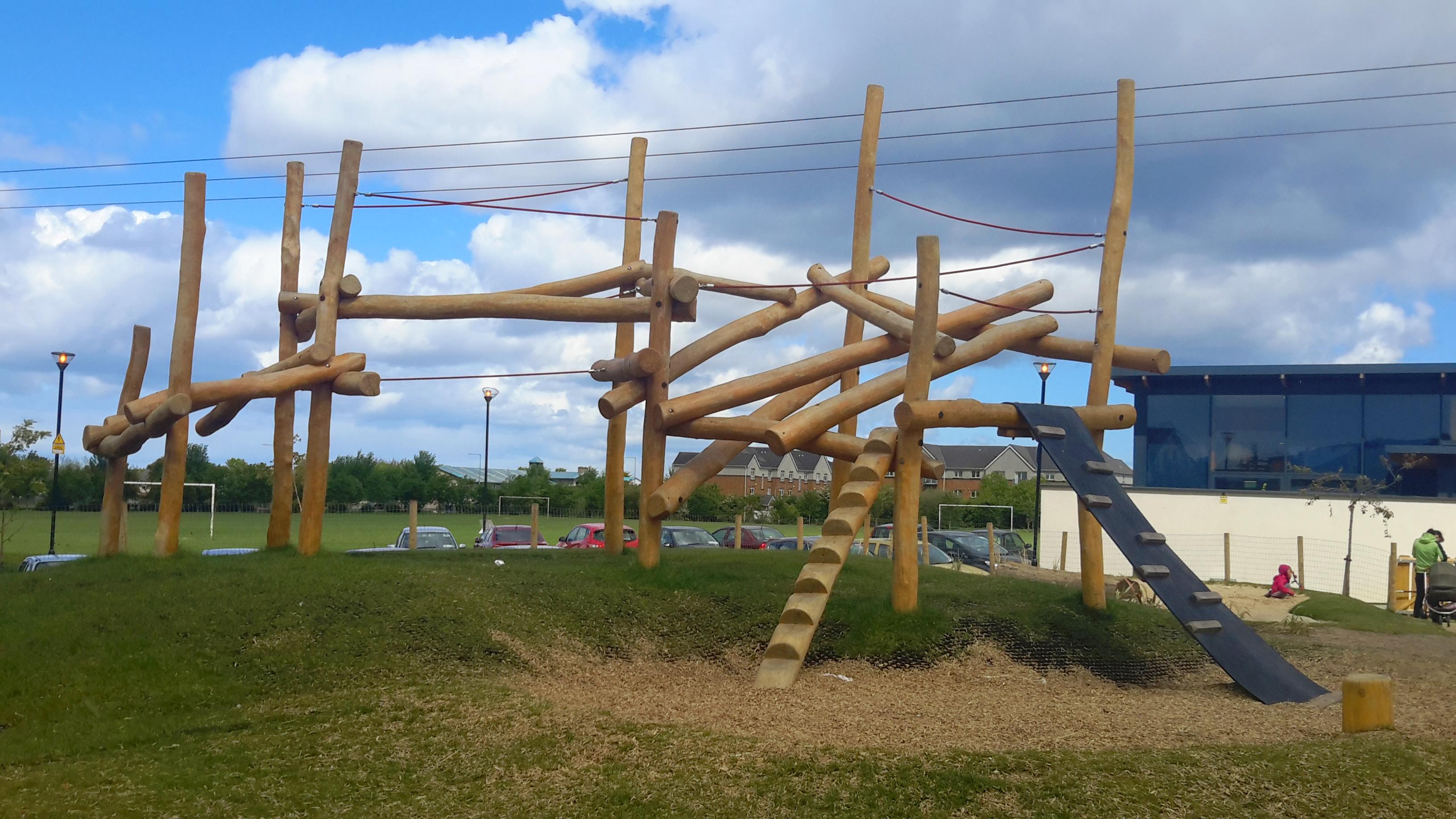 Climbing Structure Ballycragh - 2.307