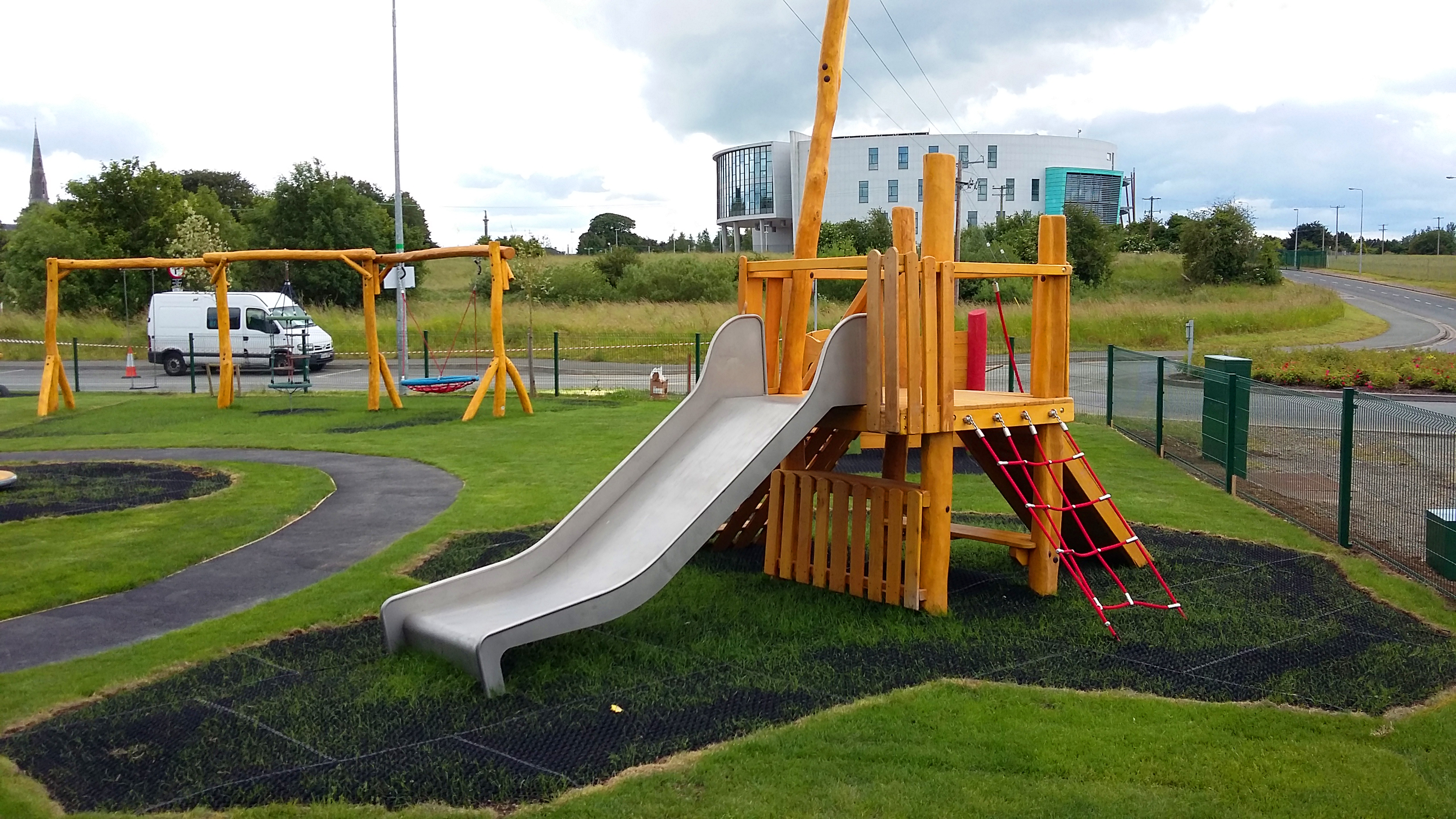Trim Co Meath The Children S Playground Company
