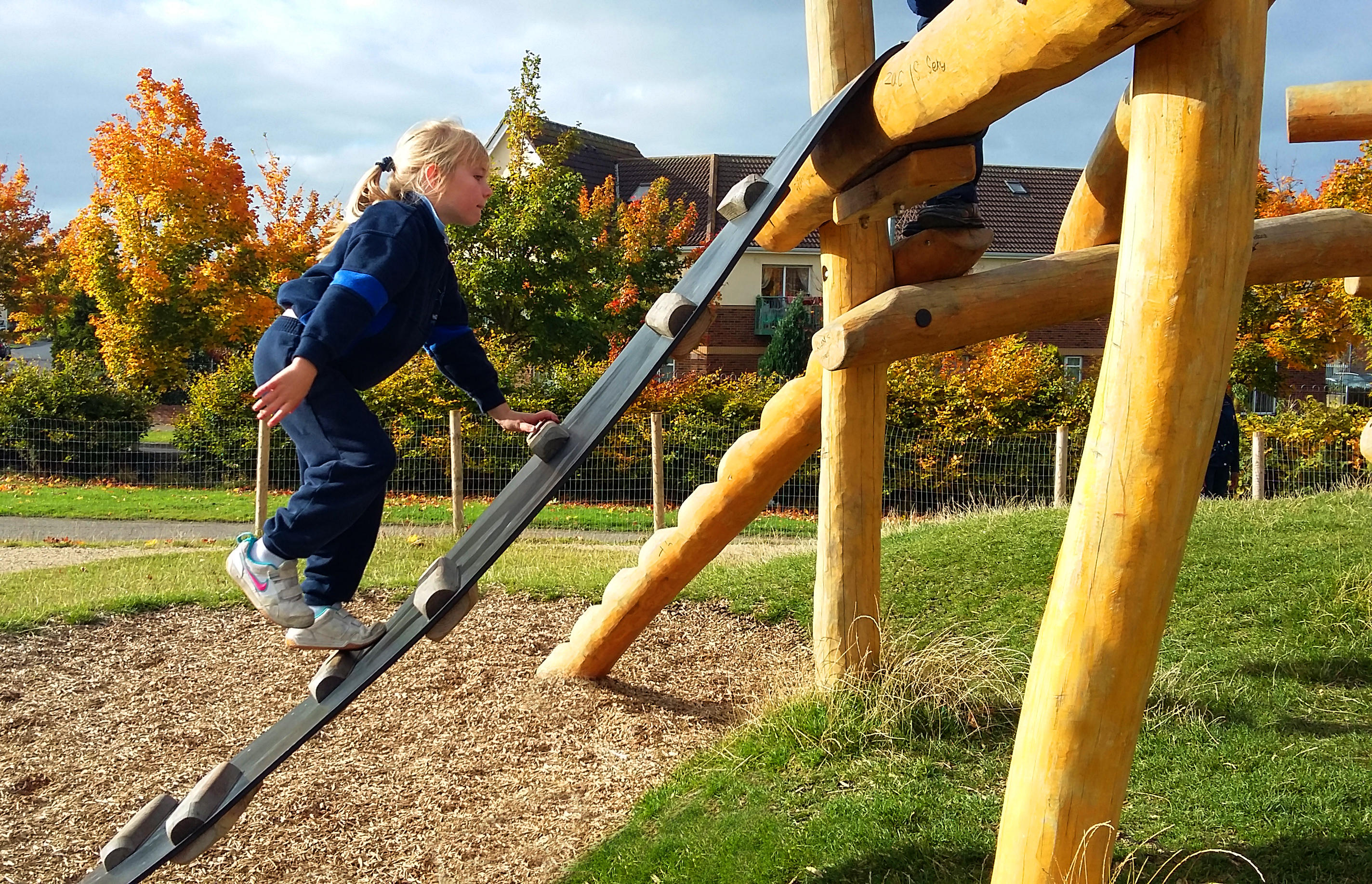 Natural Playspace For Ballycragh Community Centre The