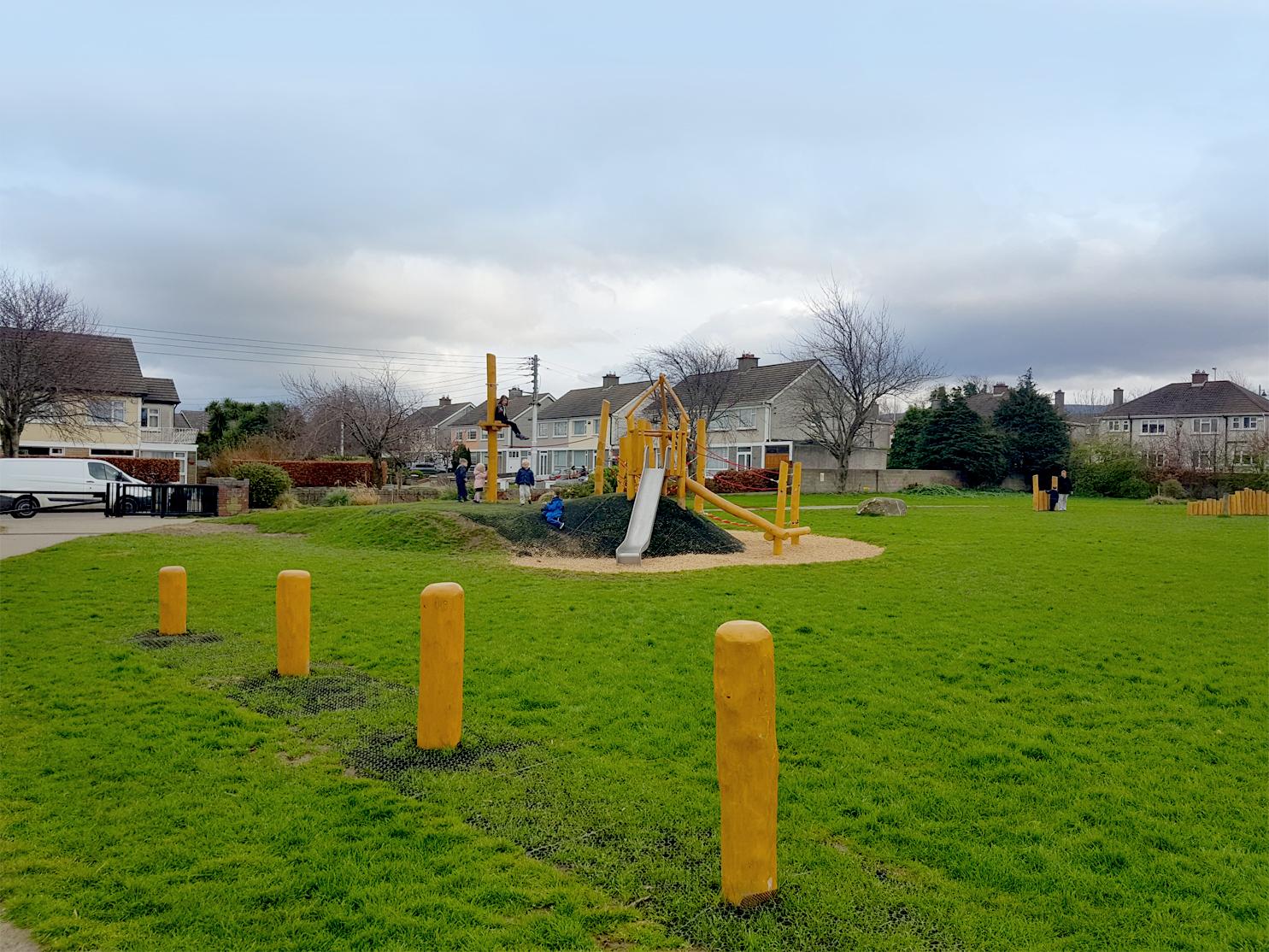 Dublin Glendoher Park The Children S Playground Company