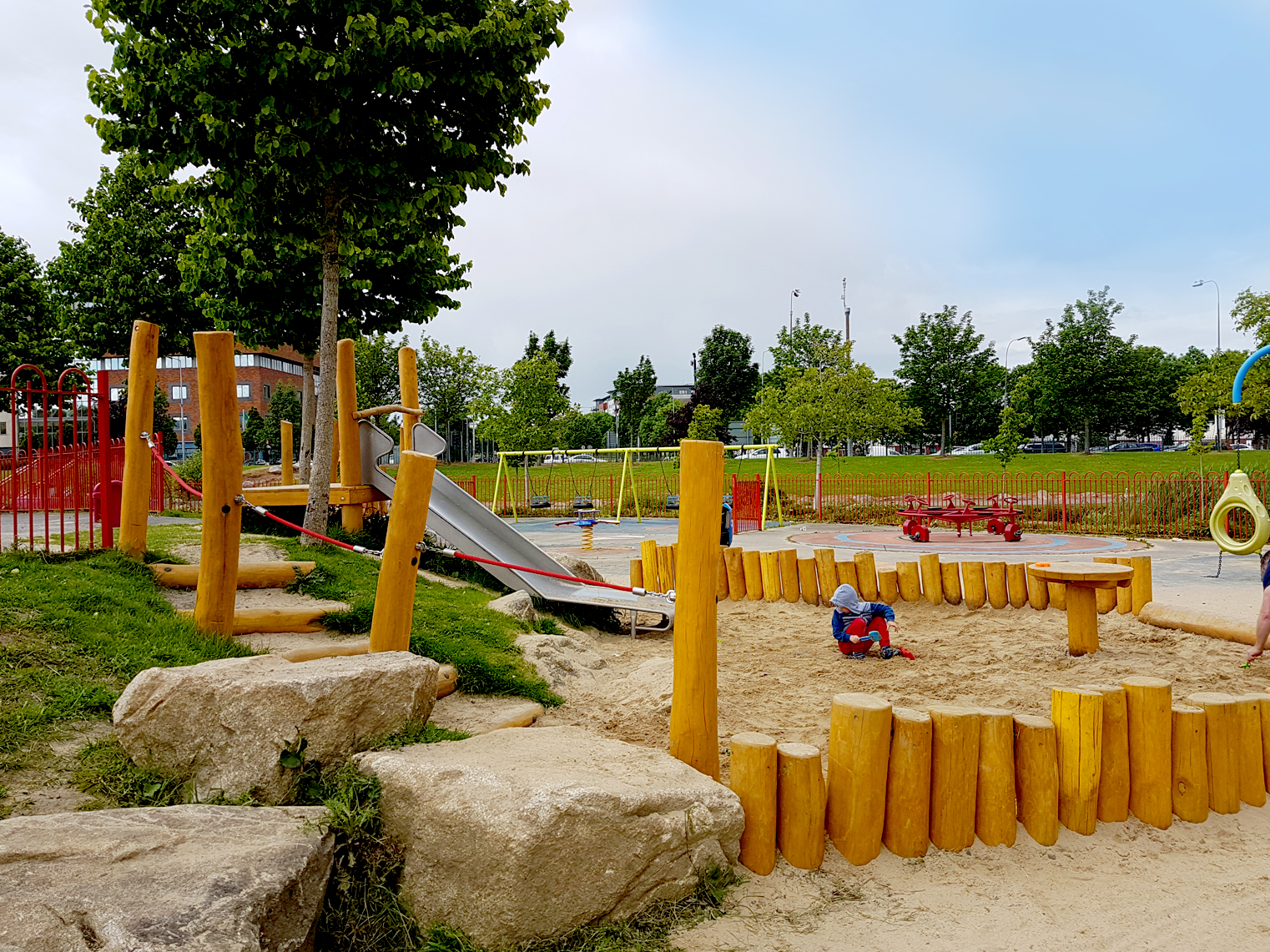 Dublin Sean Walsh Park The Children S Playground Company