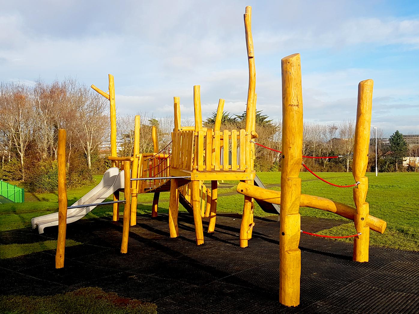 Leopardstown Heights Co Dublin The Children S Playground
