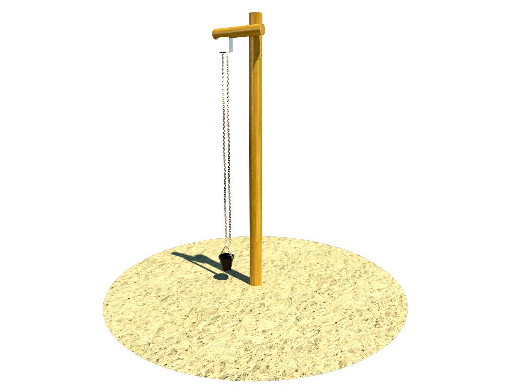 Sand Lift | The Children\'s Playground Company