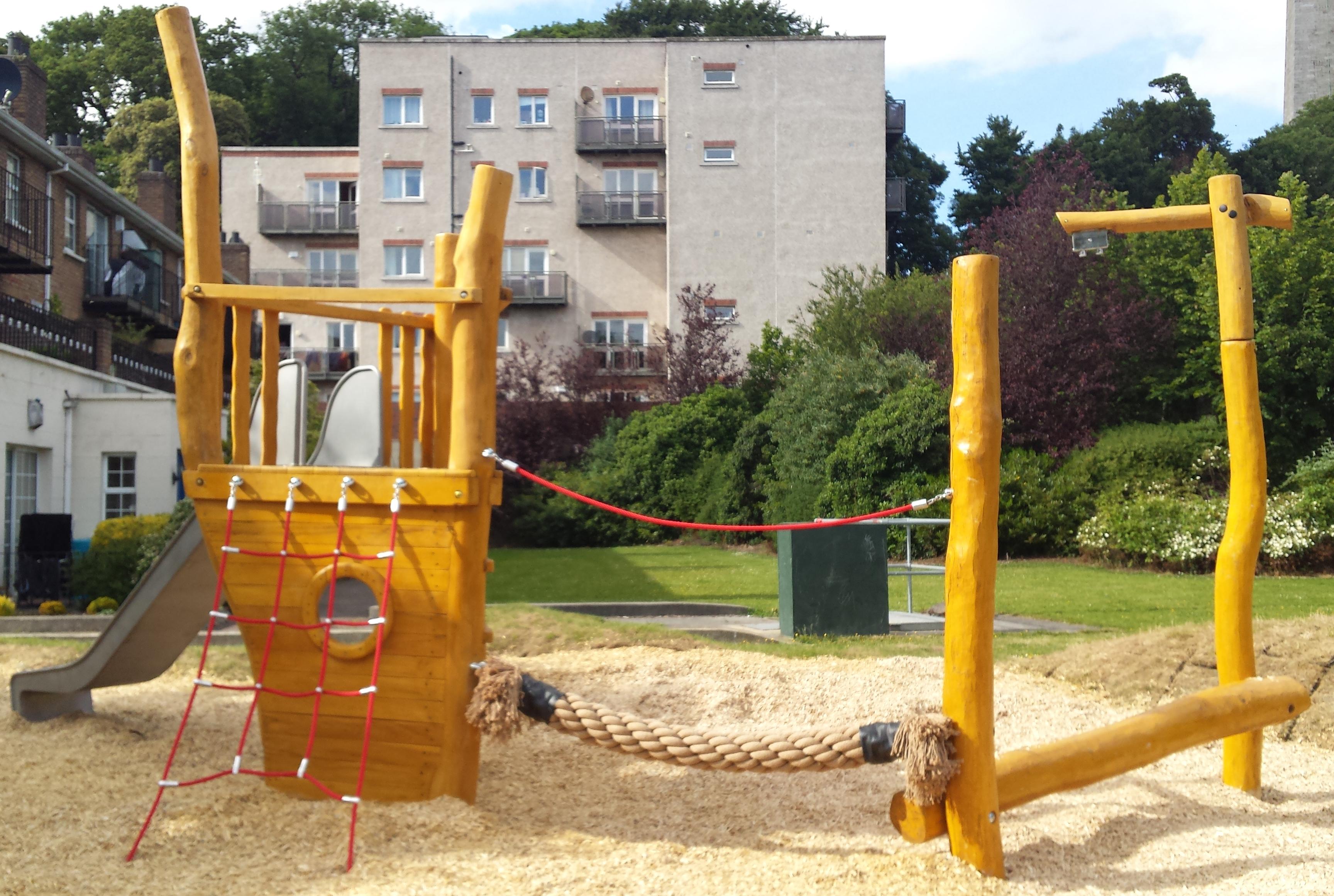 Dublin Bridgewater The Children S Playground Company