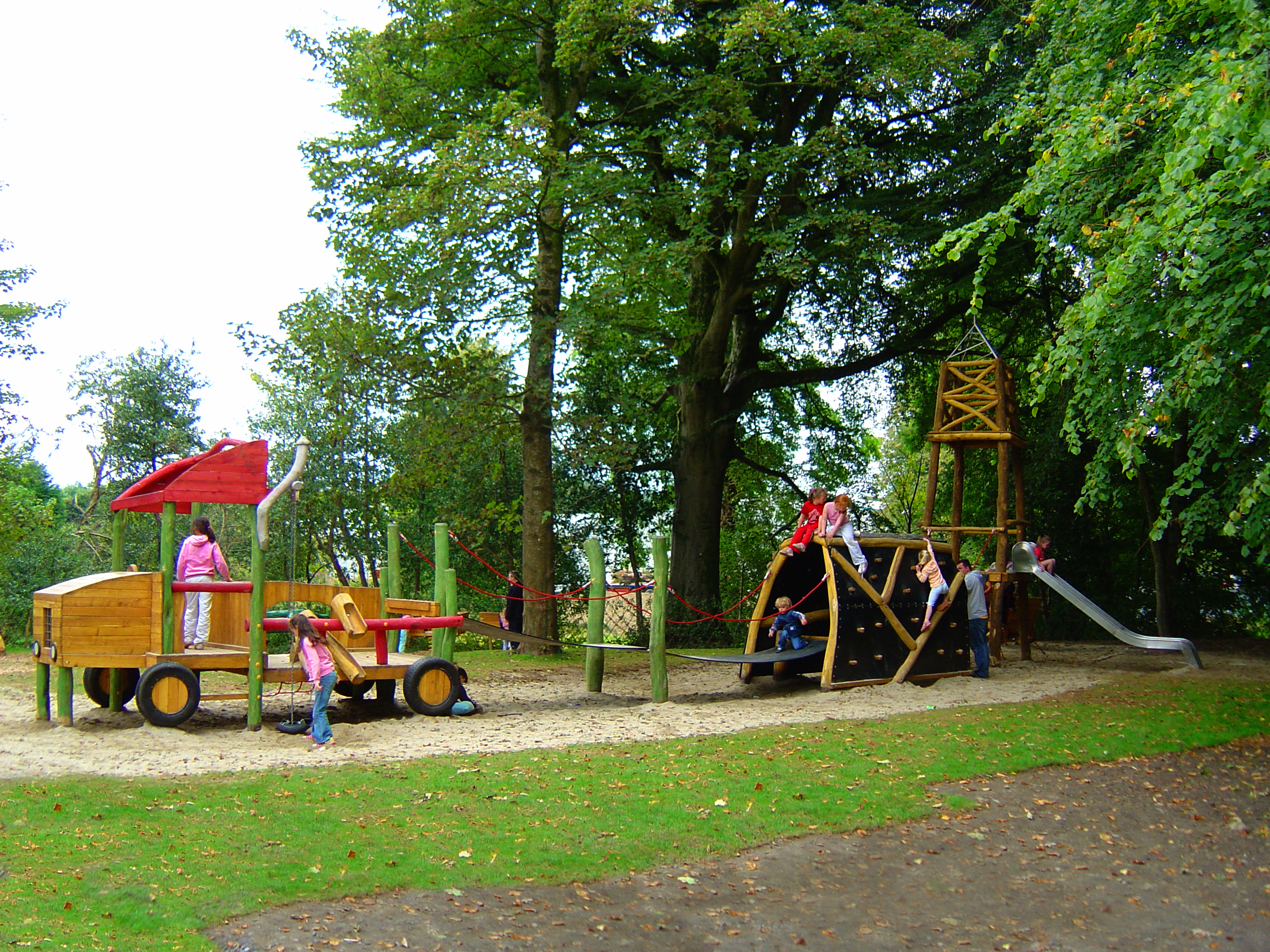 Playground for Castlecomer in Kilkenny