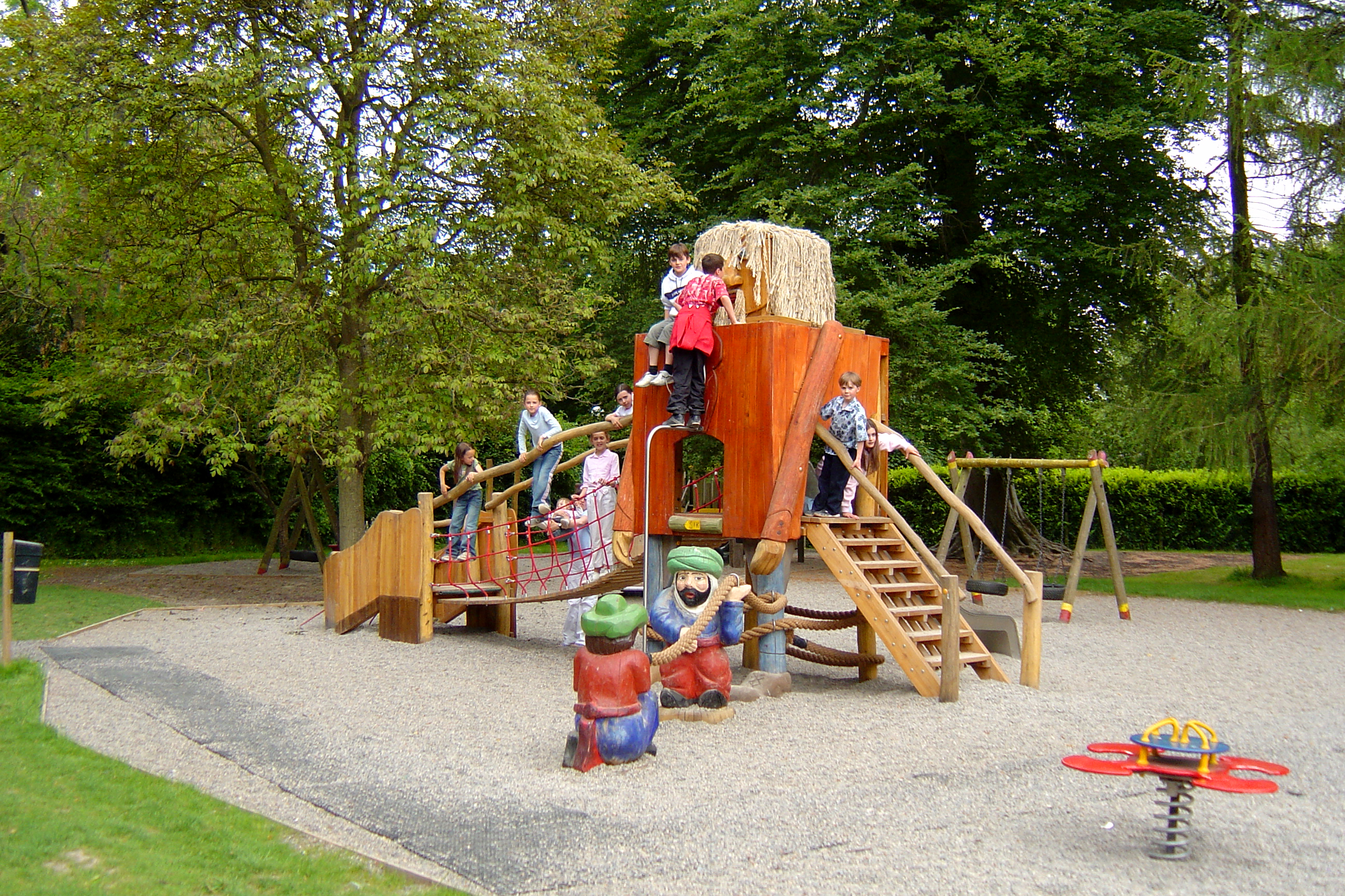 Celbridge Abbey The Children S Playground Company