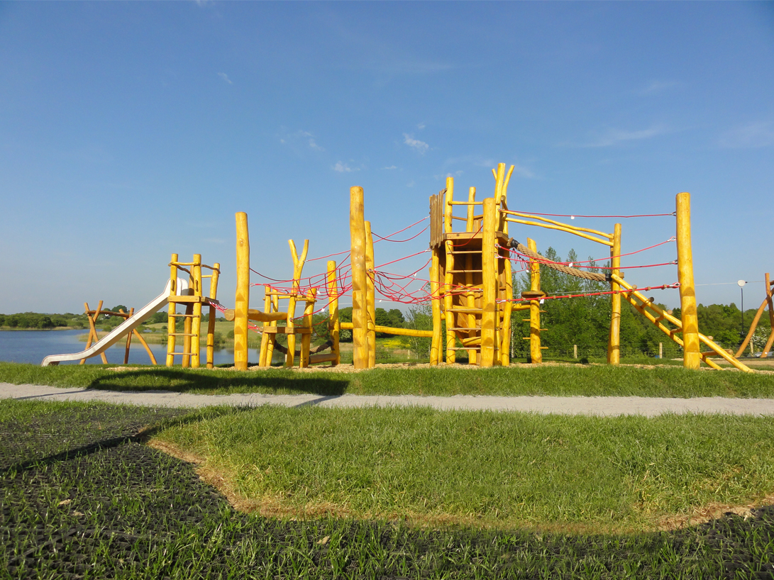 Playground for Aughnacliffe in Longford