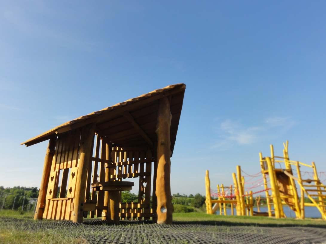 Play house for Aughnacliffe in Longford