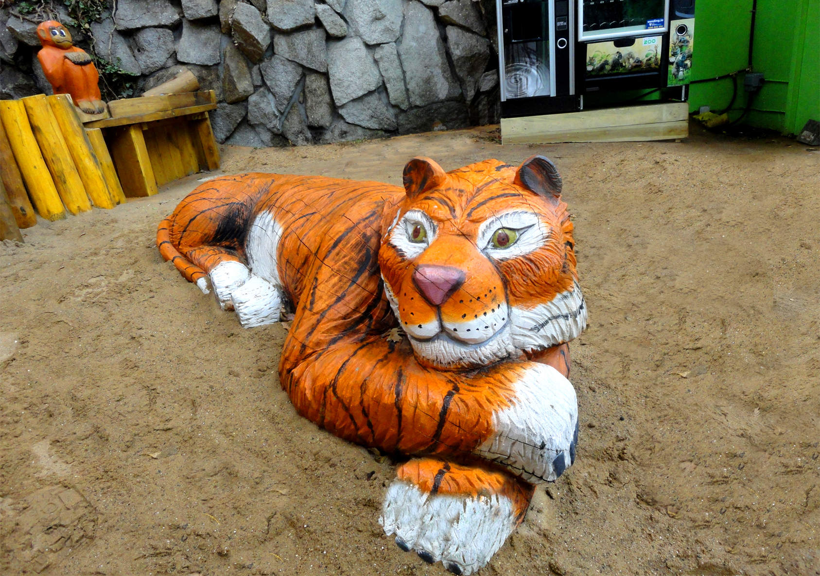 Bespoke Playground Dublin Zoo Designed Supplied And
