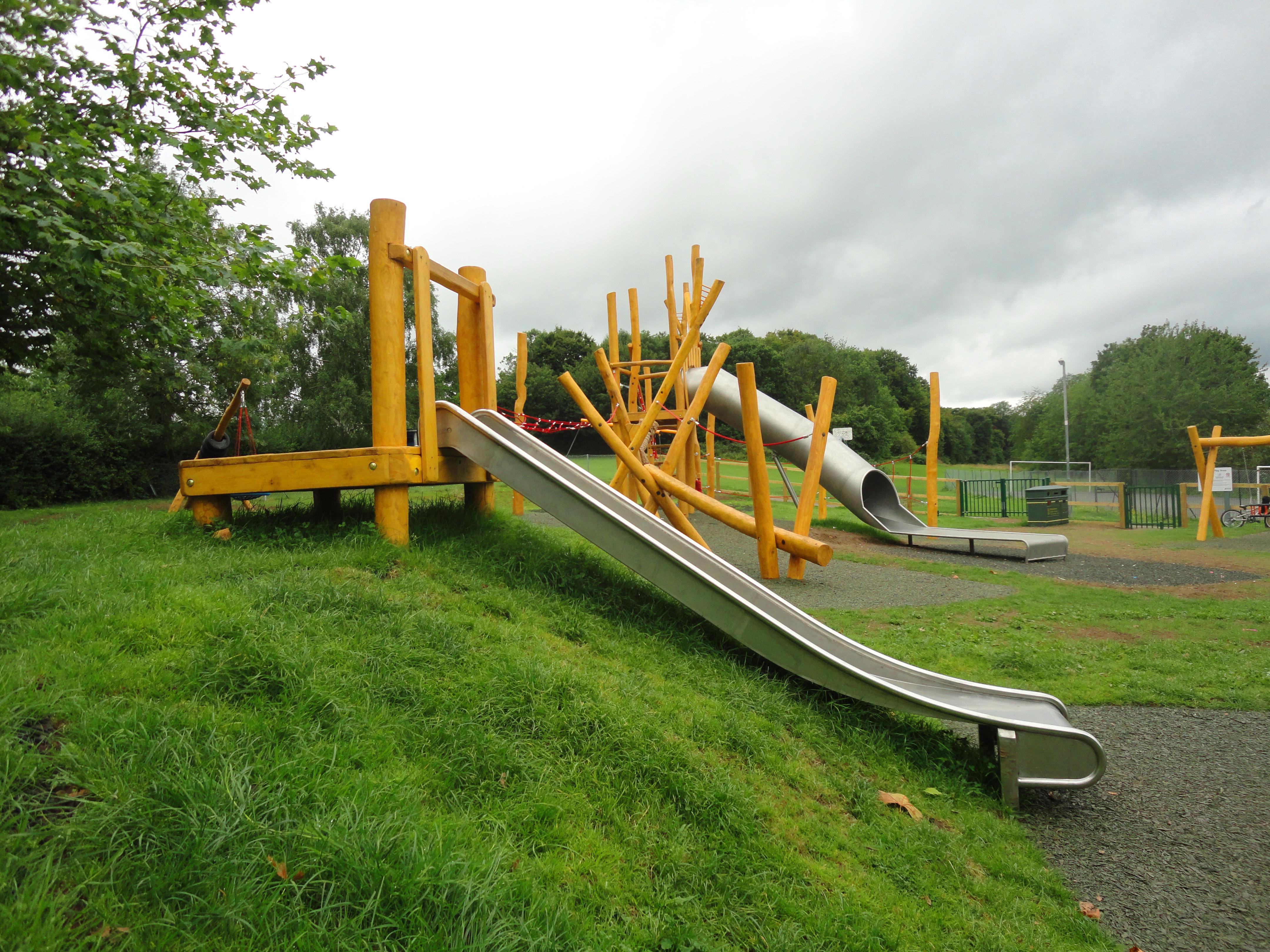 Slope slide h 1.2 m - 5.140