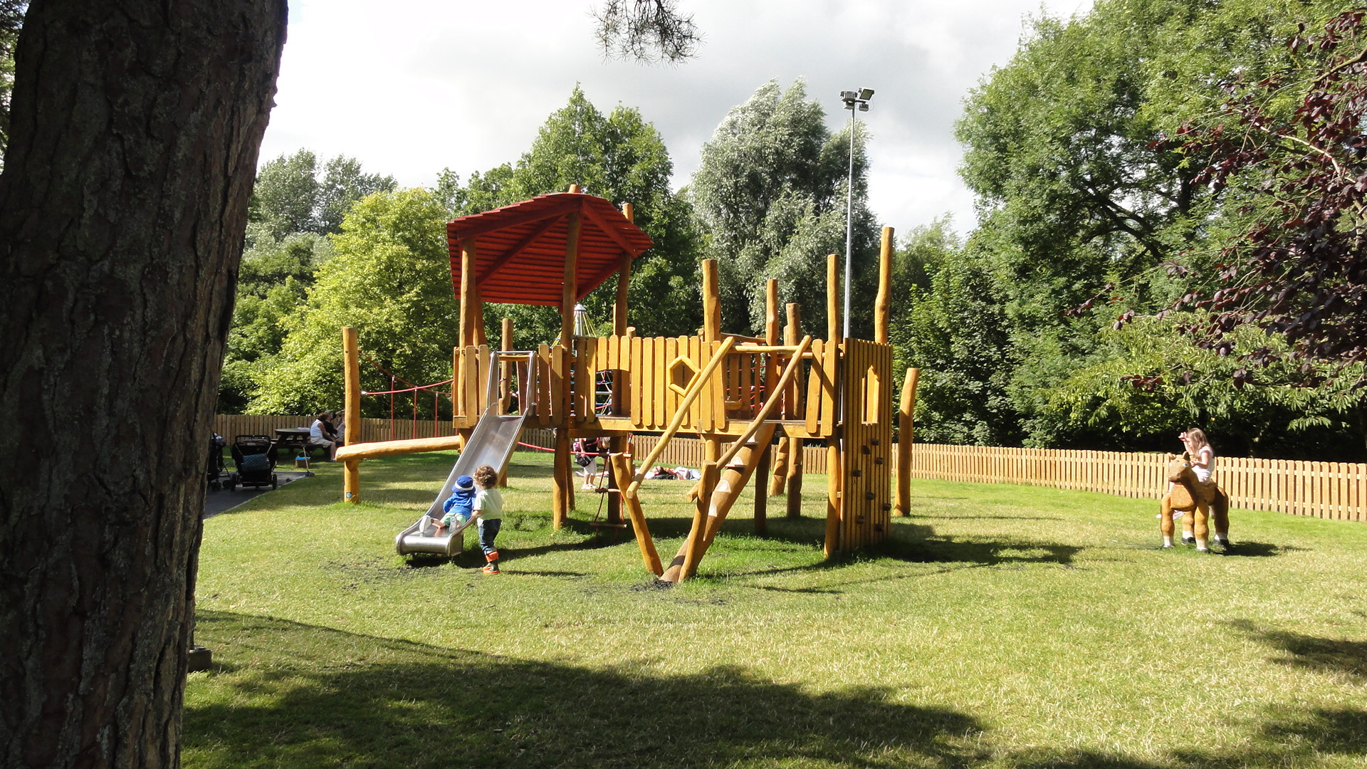 Play Area For The Irish National Stud The Children S