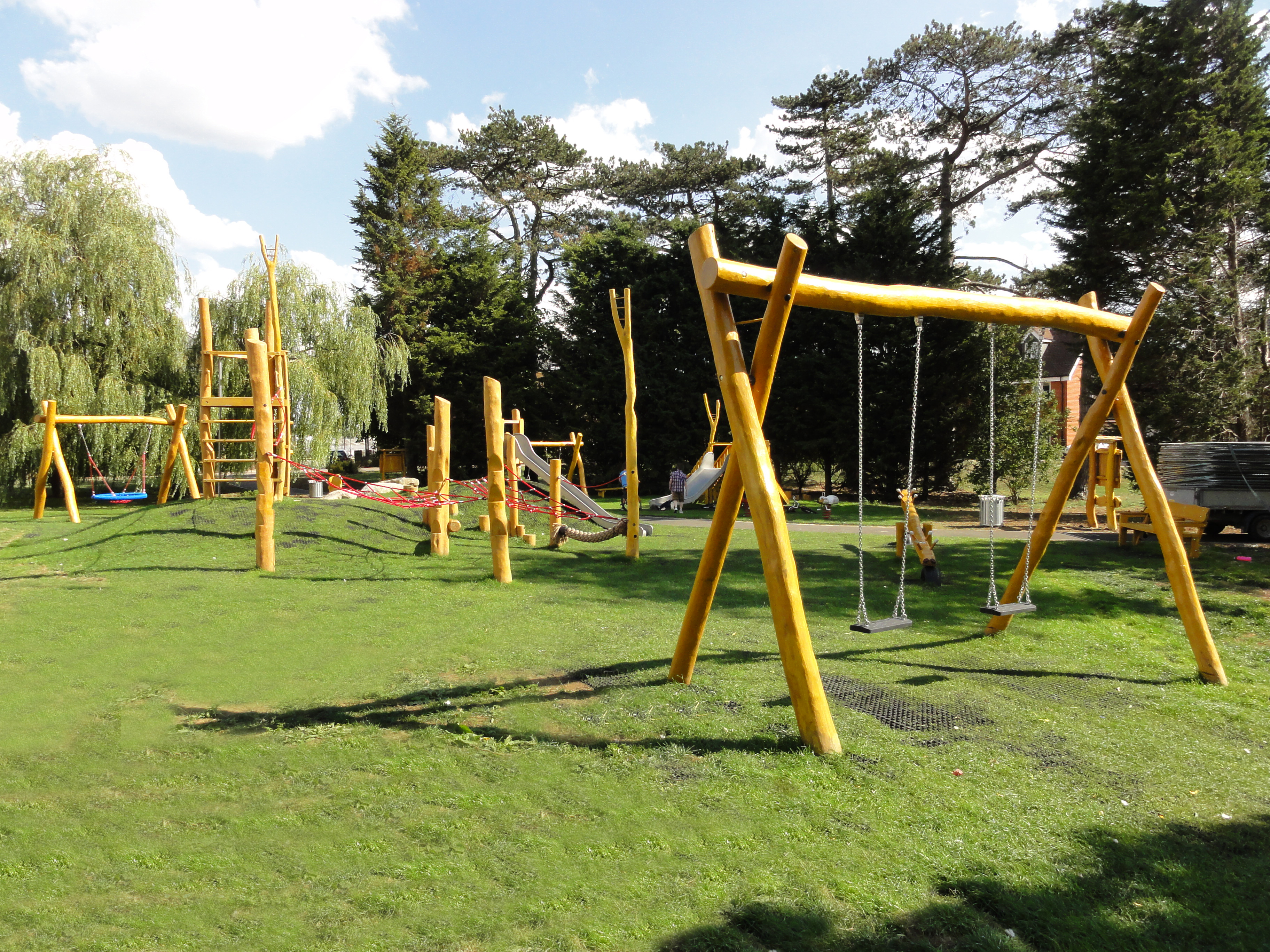 Playground By Cpcl For Aylesbury Berryfields The