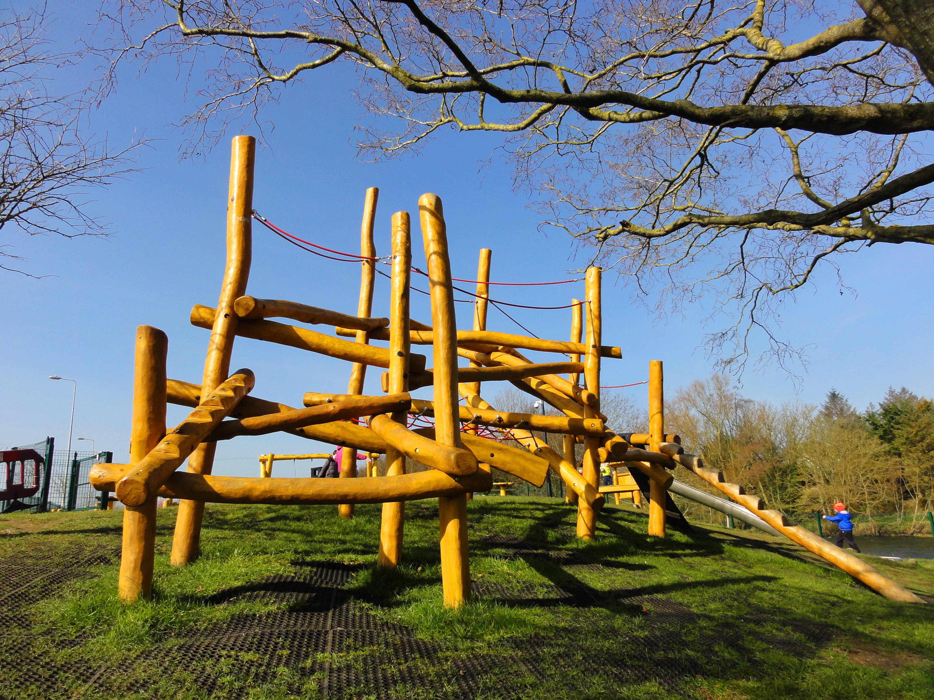 Climbing Structure Trim – 2.307.01