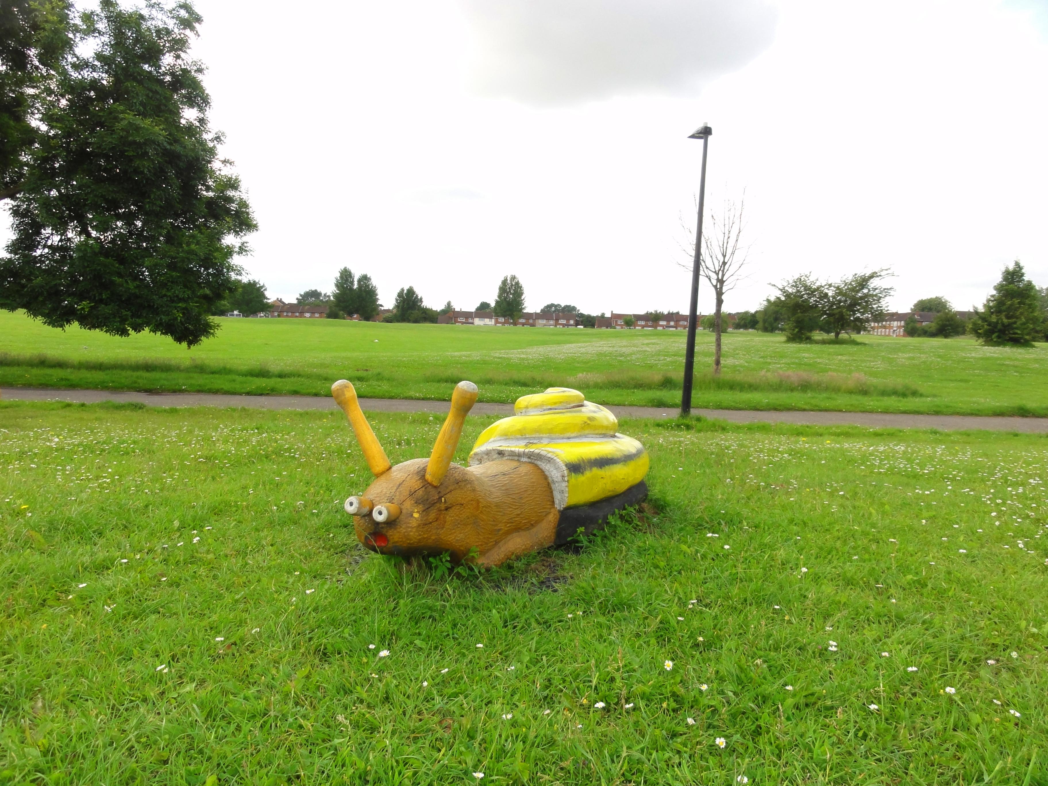 Snail sculpture - 6.252