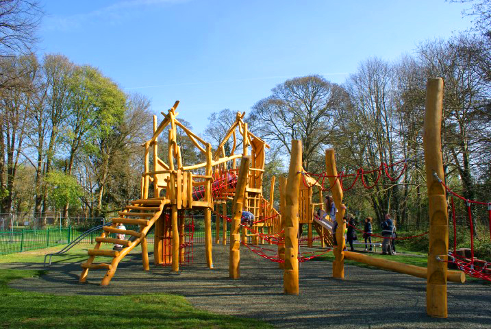 Abbots Langley Manor House Play Area Refurbishment The