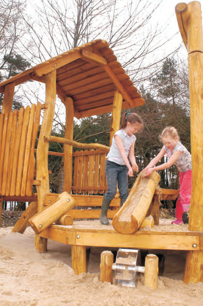 Haldon Forest Park The Children S Playground Company