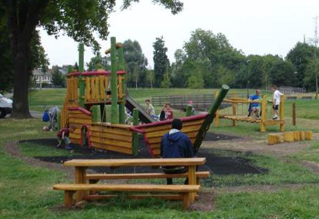 Lewisham Ladywells Fields The Children S Playground Company