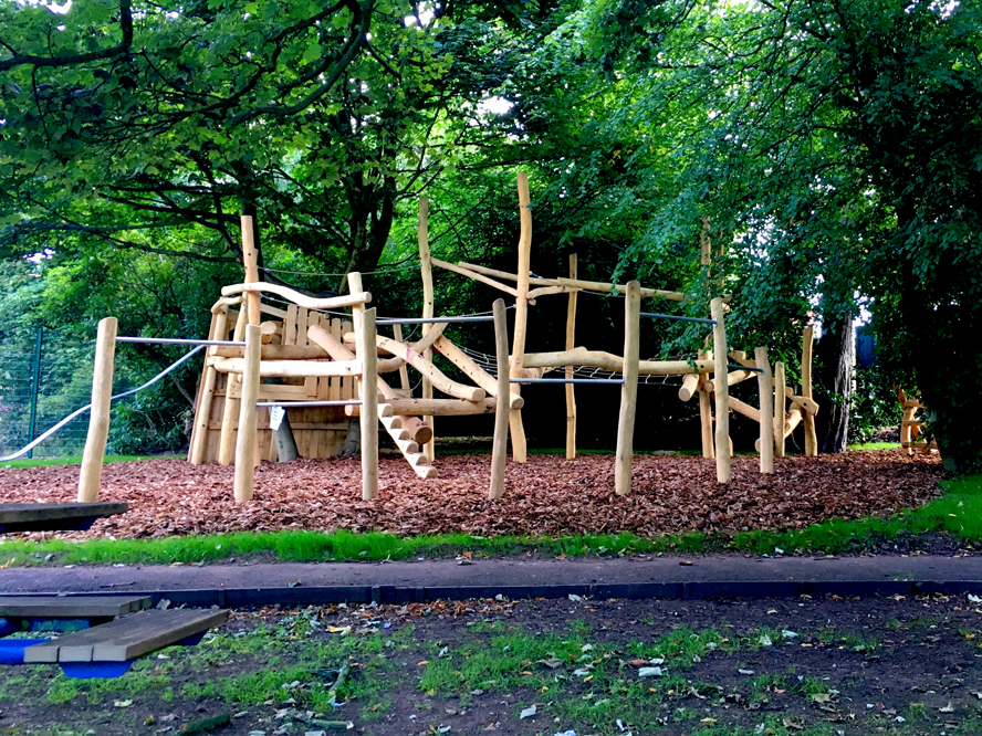 Stoke On Trent The Willows The Children S Playground Company