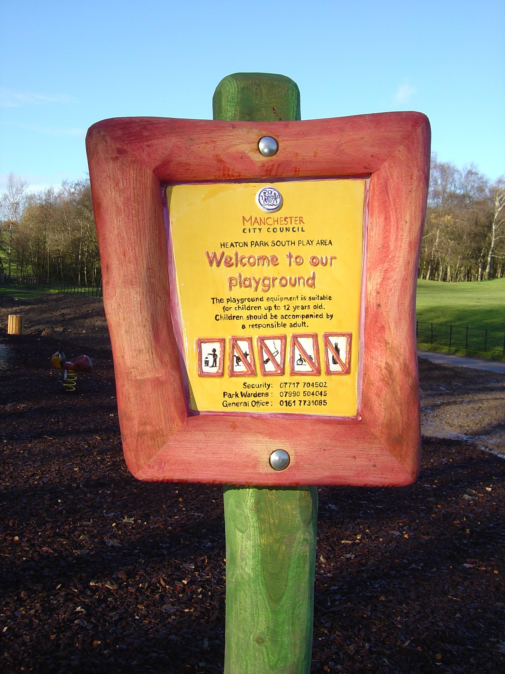Heaton Park The Children S Playground Company