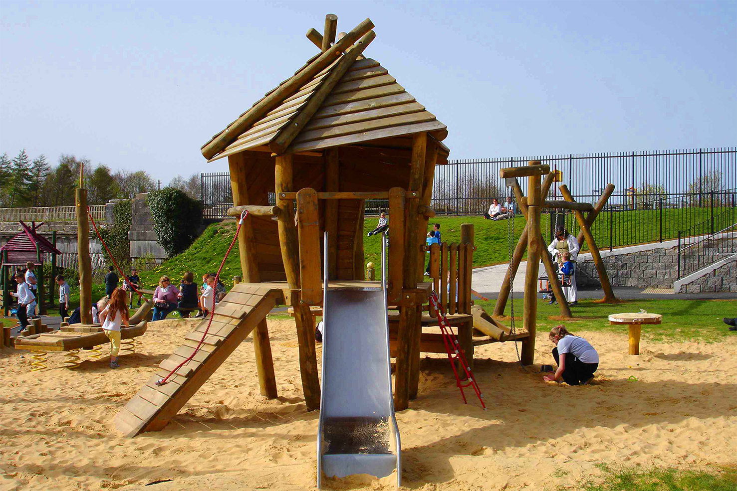 Playground for Monasterevin in Kildare