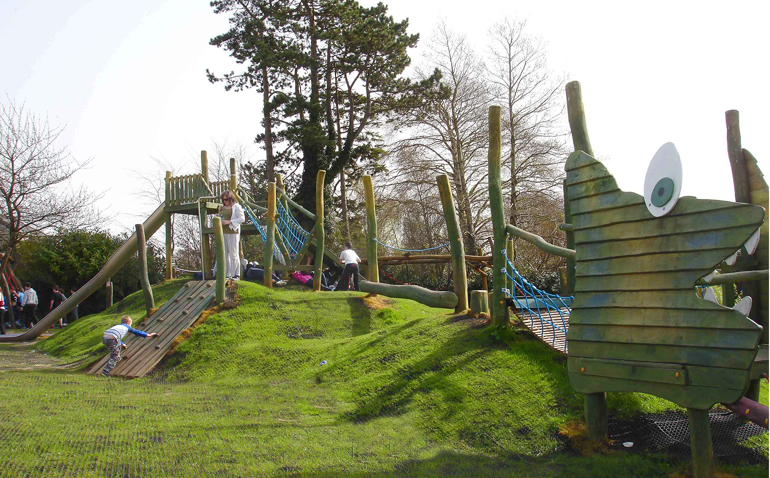 Monasterevin Kildare The Children S Playground Company