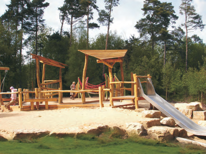 Bedgebury The Children S Playground Company