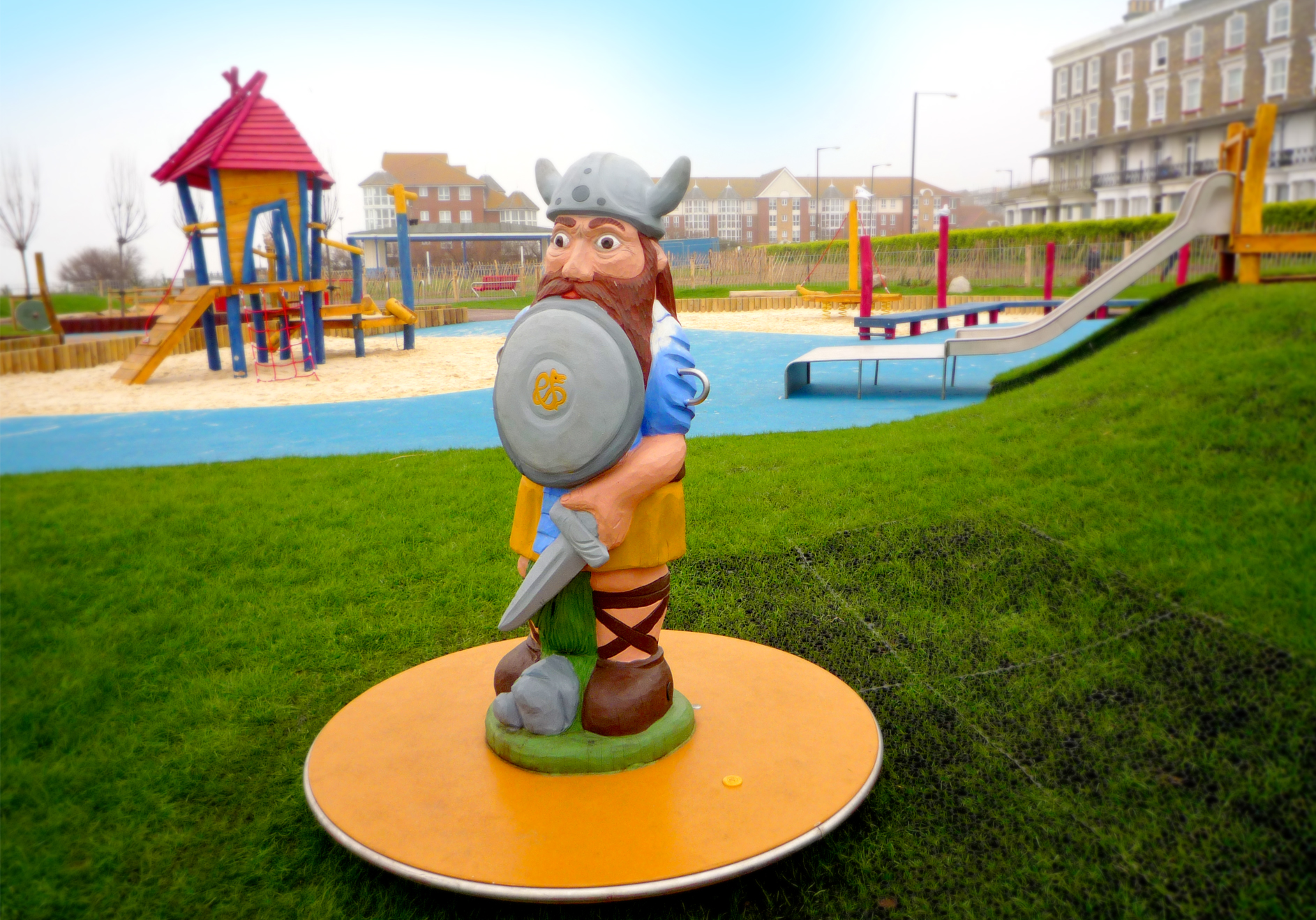 Newgate Play Area Margate The Children S Playground Company