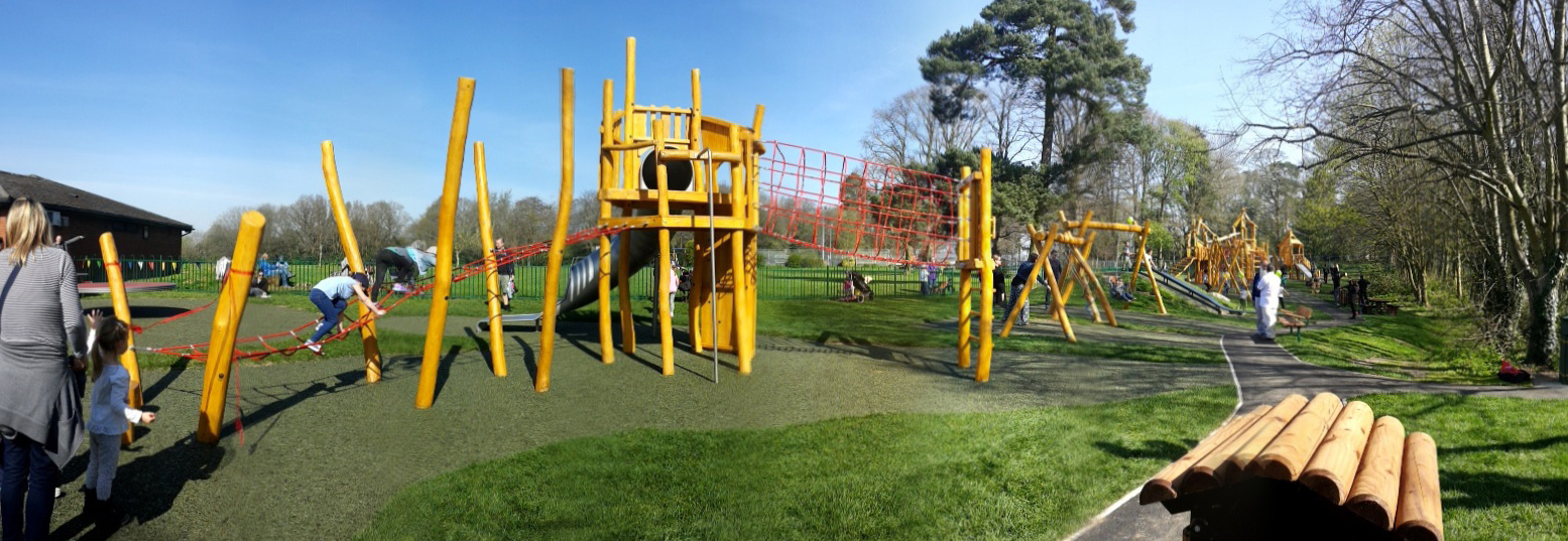 New Playground for Manor House in Abbots Langley