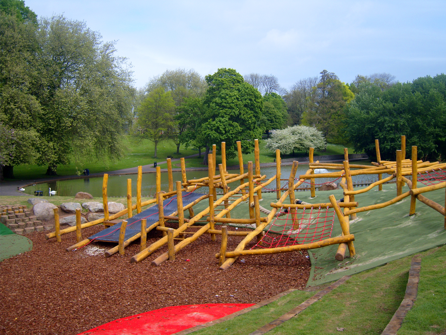 St Georges Park The Children S Playground Company