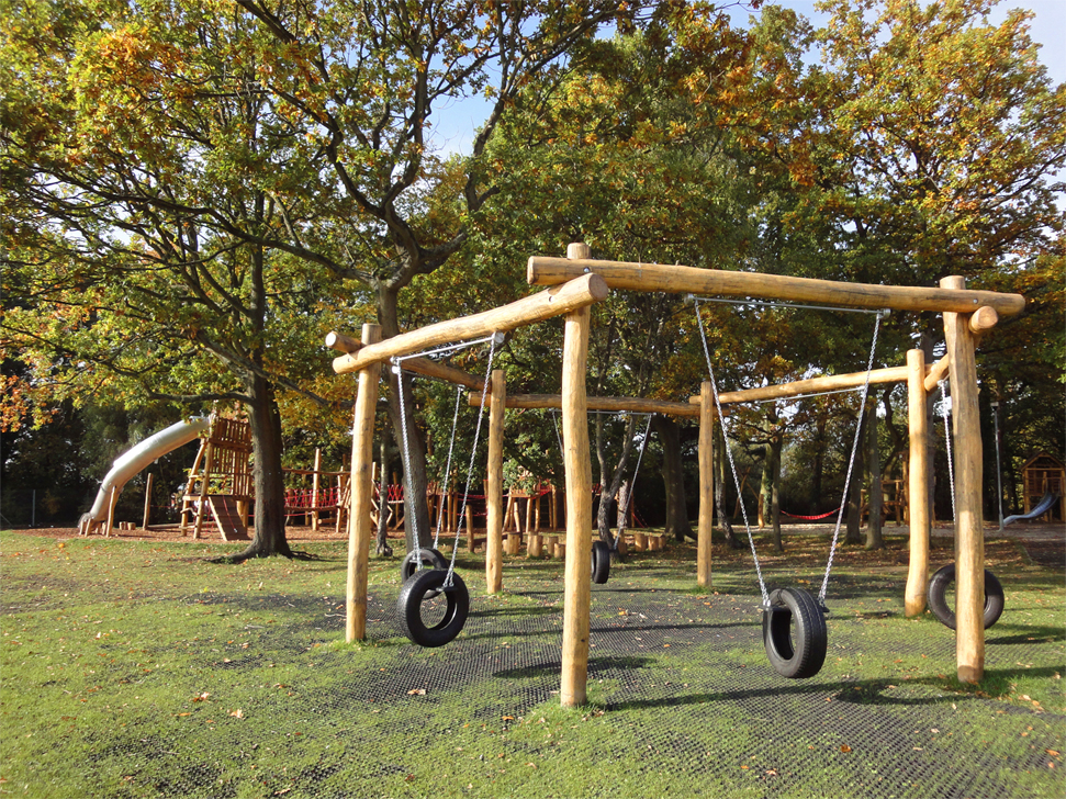 Southampton Thornhill School The Children S Playground