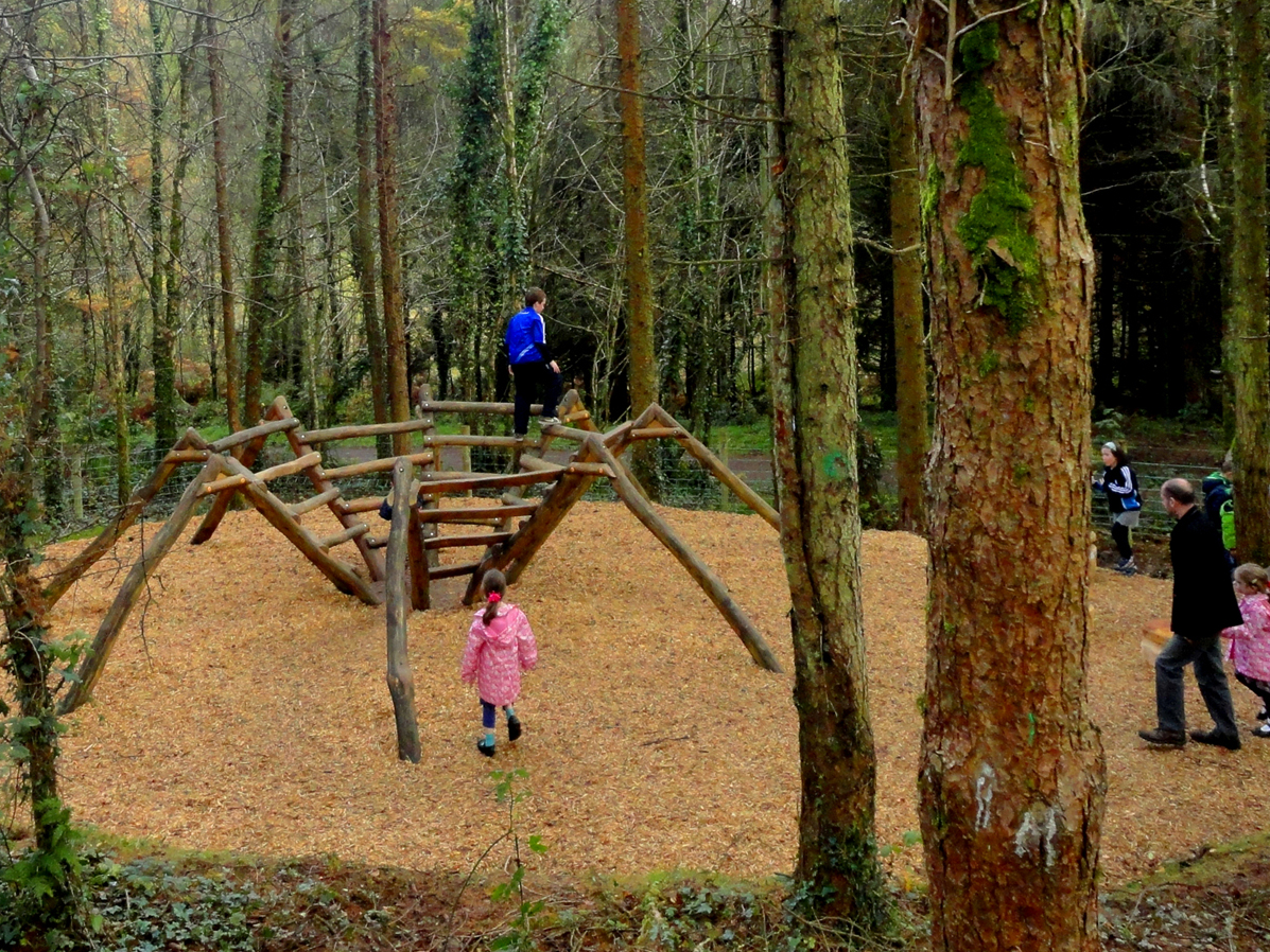 Cratloe Woods The Children S Playground Company
