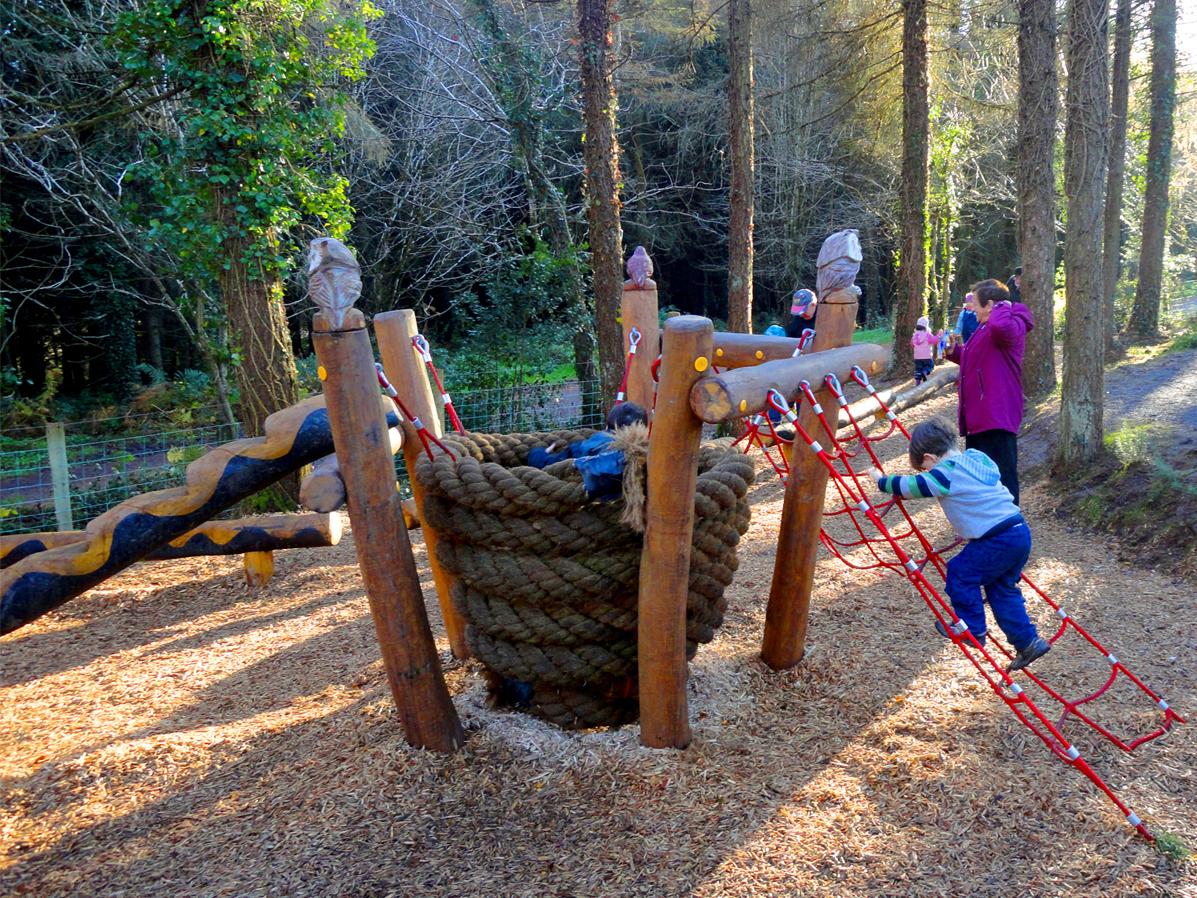 Cratloe Woods The Children S Playground Company