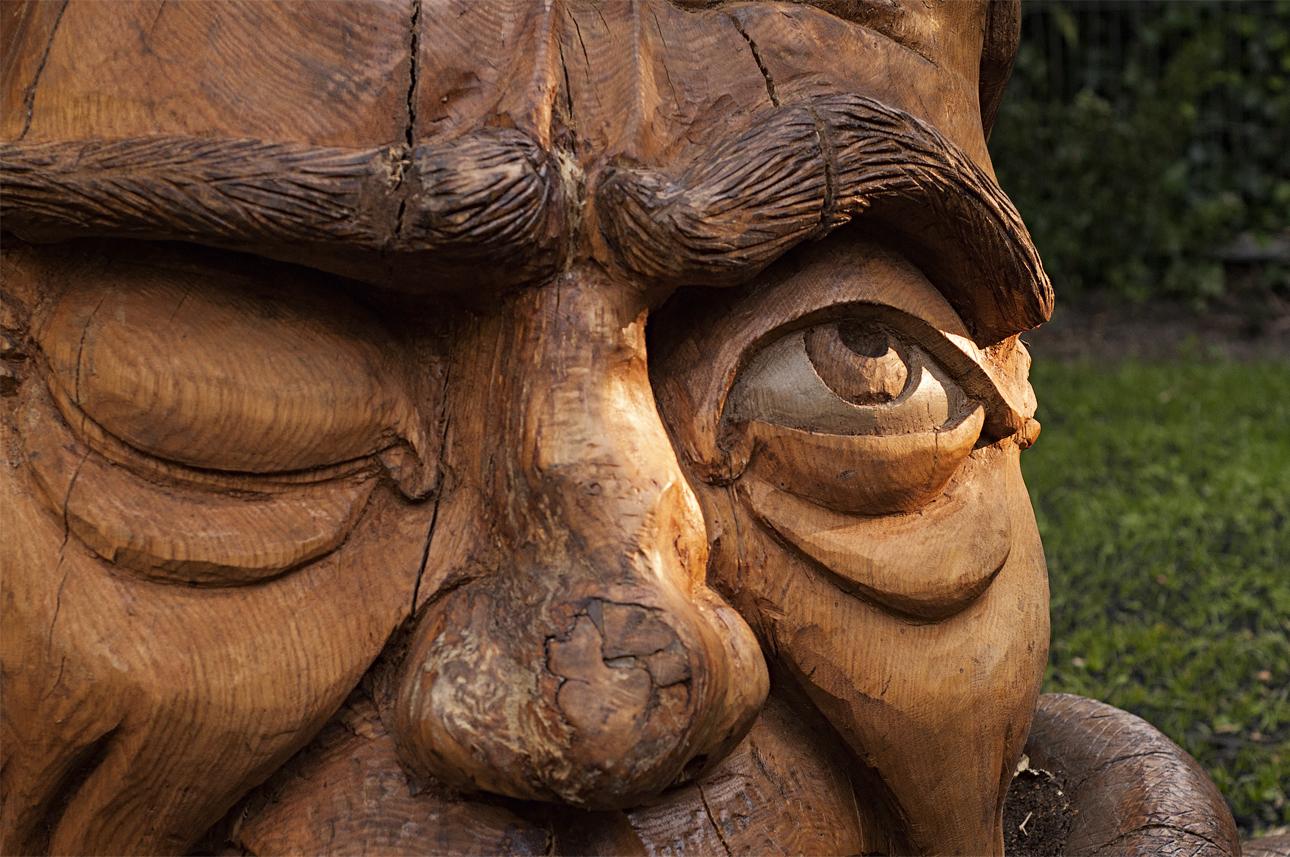 Sculpture Giant for Merrion Square in Dublin