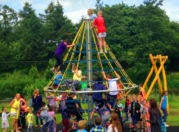 The Children S Playground Company Playground Equipment
