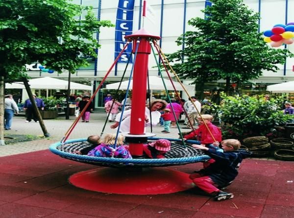 Birds Nest Roundabout City Version The Children S